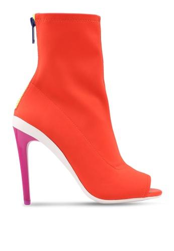 ALDO orange Ulyssia Heeled Shoes BDE6CSHFE9824BGS_1