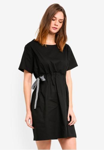 Haute Kelly black Mee Dress 4E91BAA1550483GS_1