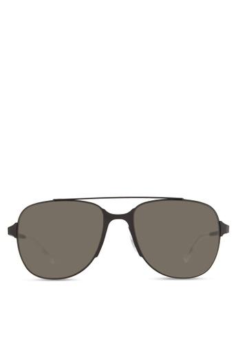 Carrera black Carrera 114/S Sunglasses CA432GL09HRAMY_1