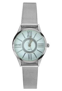 Women's Analog Stainless Steel Wrist Watch