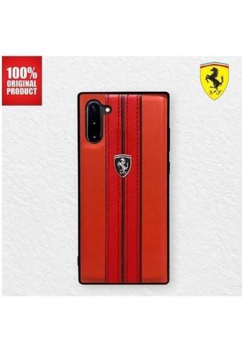Ferrari red Casing Samsung Note 10 Urban Off Track Ferrari - Red 084E0ES3381E64GS_1