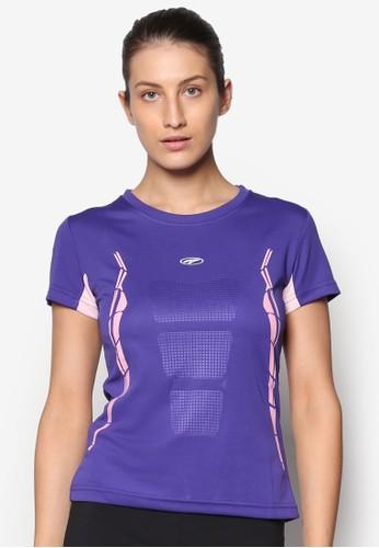短袖跑步運動衫, 服飾esprit台灣官網, 服飾