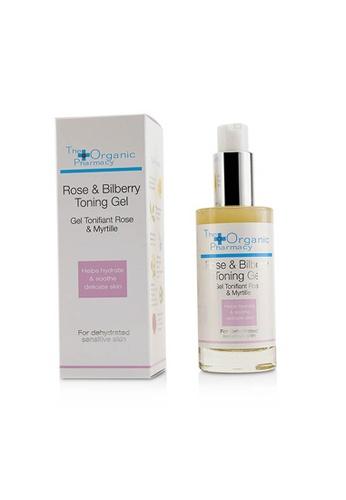 THE ORGANIC PHARMACY THE ORGANIC PHARMACY - Rose & Bilberry Toning Gel - For Dehydrated Sensitive Skin 50ml/1.7oz F69B6BED0F1DF3GS_1