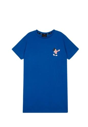 MLB blue MLB X DISNEY COMFORT DRESS LA DODGERS BLUE 3D23DAA7E348D0GS_1