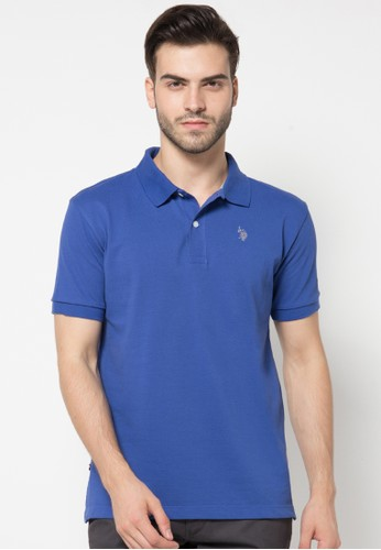 Fashion Polo Shirt With King Of Games Print