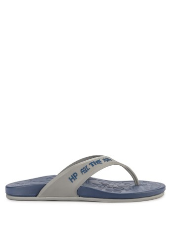 Hush Puppies multi and grey Hensel Thong FF8DDSH193E2FBGS_1