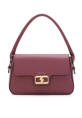 Volkswagen purple Women's Hand Bag / Top Handle Bag 22635AC944D7F9GS_1