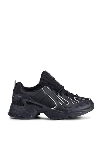 ADIDAS black adidas originals eqt gazelle shoes 330A3SH3B6D0BAGS_1