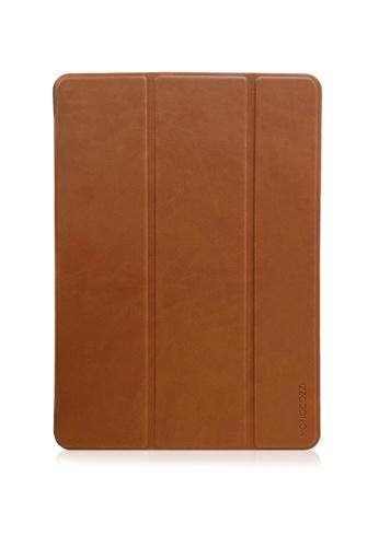 Monocozzi brown Lucid - Translucent Folio for iPad Pro 9.7-inch w/ Auto On-Off MO983AC50ONLHK_1