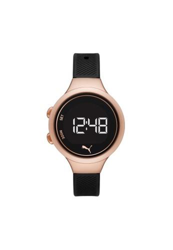 PUMA black Contour Watch P1038 0E138AC7E530C1GS_1