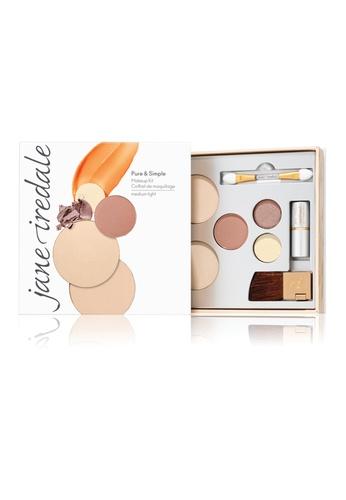 Jane Iredale Pure & Simple Makeup Kit - Medium Light JA379BE67CIISG_1