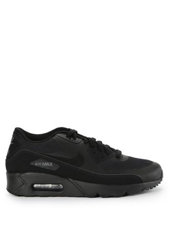 Nike black Men's Air Max 90 Ultra 2.0 Essential Shoes NI126SH0VQUPID_1