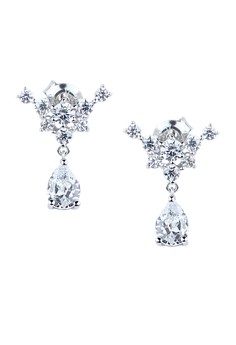 Quietude Silver Earrings