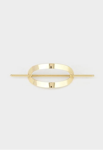 Pomelo gold Metal Hair Pin - Gold 70399ACE1224ABGS_1