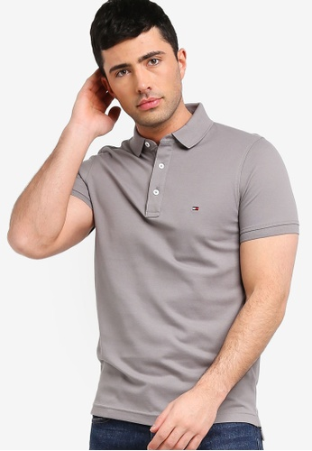 fcc07c07 Buy Tommy Hilfiger TOMMY SLIM POLO Online on ZALORA Singapore