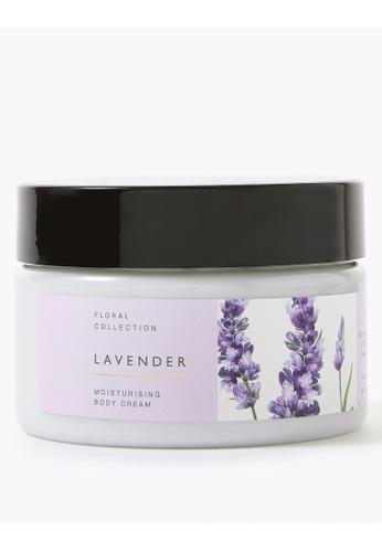 MARKS & SPENCER M&S Lavender Body Cream 250ml 58C07BE07AF609GS_1