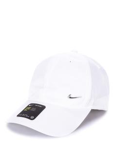 dc17a596 Nike white Unisex Nike Sportswear Heritage86 Cap 31A0FAC29C03B5GS_1