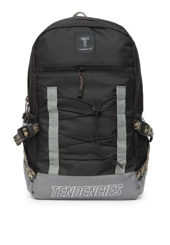 Tendencies black TENDENCIES NOOSE BLACK Back Pack 17385ACCC8C7FFGS_1