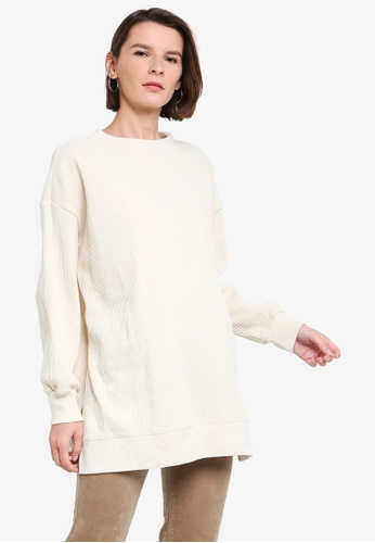 niko and ... white Knit Sweatshirt 9F2C8AAC4228A0GS_1