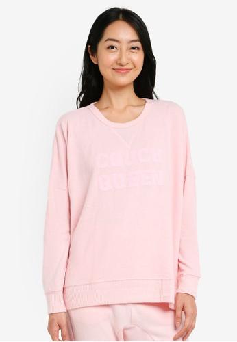 Cotton On Body 多色 文字印花針織衫 1727CAA24ABA38GS_1