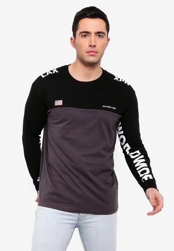71864beee9ffeb Shop Cotton On Tbar Long Sleeve T-Shirt Online on ZALORA Philippines