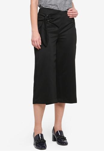 OVS black Black Trousers 9458DAA1C1615CGS_1