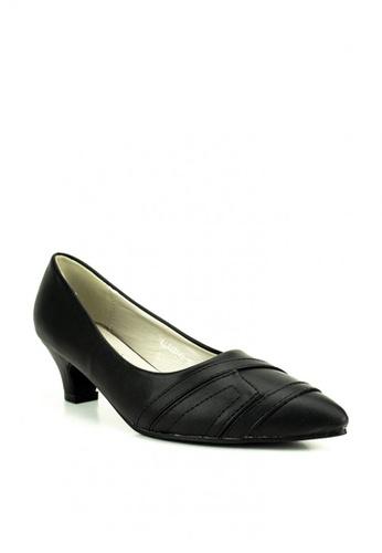Cardam's Lifestyle black Crissa Pumps 67346SH05085E5GS_1