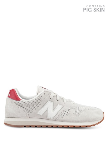 New Balance grey 520 Lifestyle Shoes D6CD5SH1530CCAGS_1