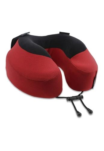 Cabeau red Cabeau Evolution S3 Pillow - Cardinal Red CB158AC16F8D09GS_1