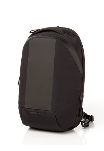 Samsonite Red black Samsonite RED Porris Backpack M SA448AC0FZZSSG_1