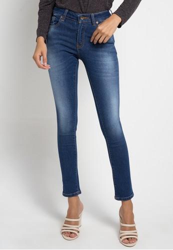 Lois Jeans blue Skinny Long Pants Denim 64F89AA468C073GS_1