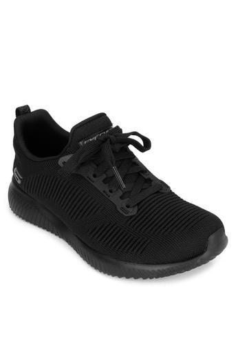 Skechers black Bob'S Squad Photo Frane Sneakers 7754ASHCF53677GS_1