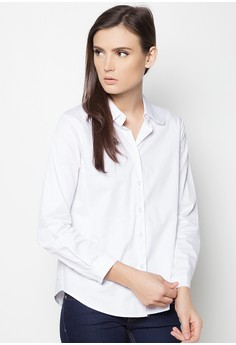 Winged Collar Shirt
