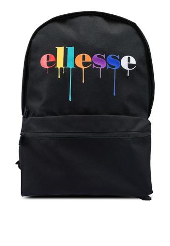 ellesse black Alanas Backpack 3F479AC7660DCBGS_1