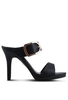 8eb692b3c0a VINCCI black Slide On Heels F9B2CSH2C0B6DEGS 1