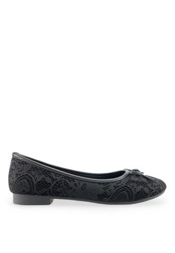 Footspot black FOOTSPOT - Casual Shoes FO296SH2V7Y7HK_1