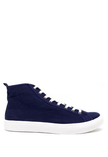 Blax Footwear navy BLAX Footwear - Ziden Navy 8B484SH166E999GS_1