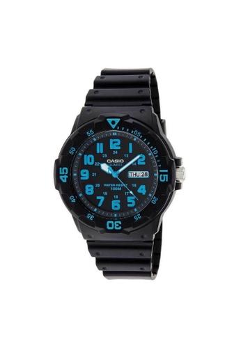 Casio black CASIO GENERAL MRW-200H-2BVDF UNISEX'S WATCH 19F65ACCC45346GS_1