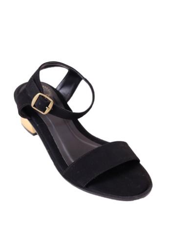 FairyBerry black Jollie Sandals Black FA692SH56CJRID_1