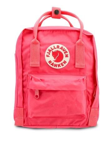 Fjallraven Kanken pink Kanken Mini Backpack 24E0DACEFEF2A7GS_1