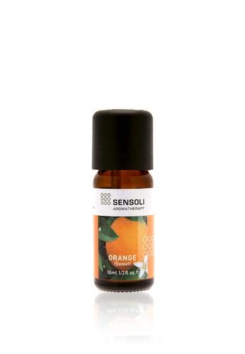 Sensoli Aromatherapy SENSOLI Sweet Orange Pure Essential Oil 10ML 4CB7AHL0E263FDGS_1