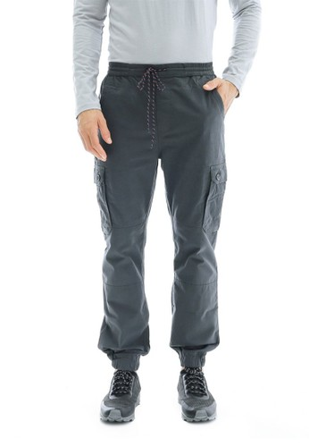 Eiger grey 1989 Free Way Pants AF6C5AA6AE7746GS_1