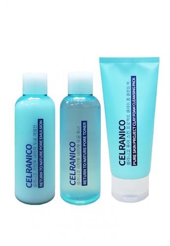 Celranico white Celranico Return To Nature Pore Set (Special Set) 5E8D4BE10F73C2GS_1