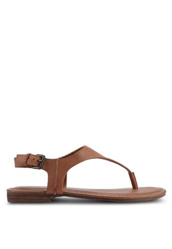 ALDO 褐色 Bloor 涼鞋 54026SH7CD43B0GS_1