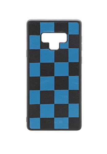 POROLUXE blue PHONE CASE FOR SAMSUNG NOTE 9 7DF0AAC01AF15DGS_1