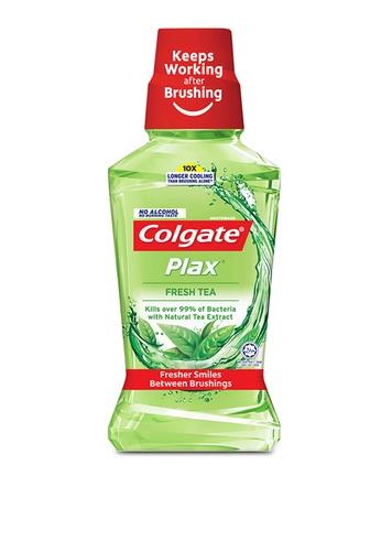 COLGATE Colgate Plax Fresh Tea Mouthwash 250ml 33A9DESE4AC21EGS_1