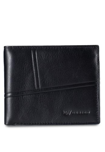 RAV Design black Leather Wallet RA113AC75JAUMY_1