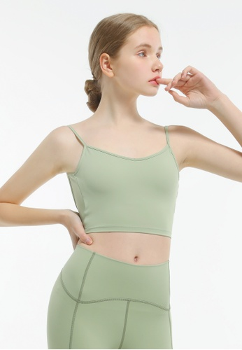 HAPPY FRIDAYS 女子收腰露背瑜伽運動內衣DSG696 48C5CAA48FFD1EGS_1