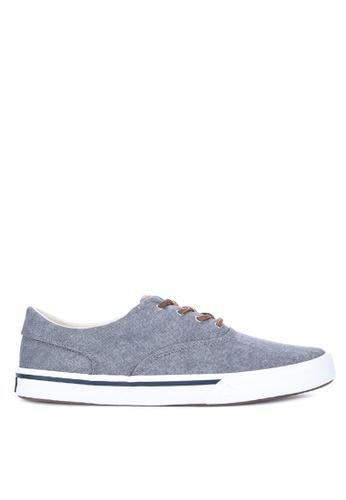 Sperry grey Striper II Cvo Sneakers C3433SHD81A28DGS_1