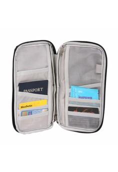 Ripstop Passport Cover